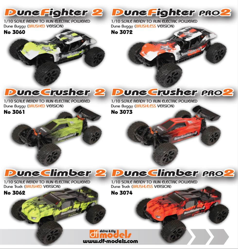 Dune-Fighter -Crusher -Climber,  -2 / Pro 2