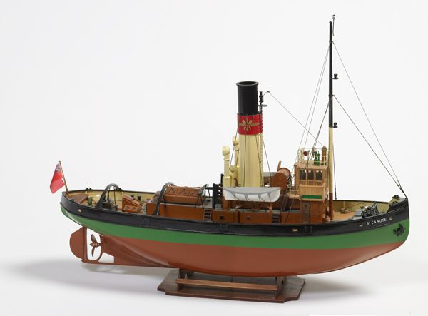 014-BB0700 St. Canute 1:50  RC-Baukasten