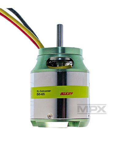 015-314665 ROXXY BL Outrunner D50-65-330