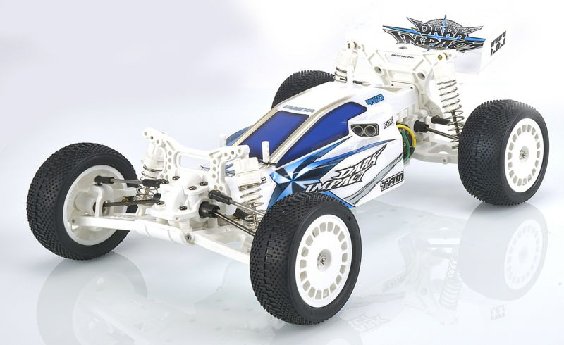 023-300084400 1:10 RC Dark Impact White Ver