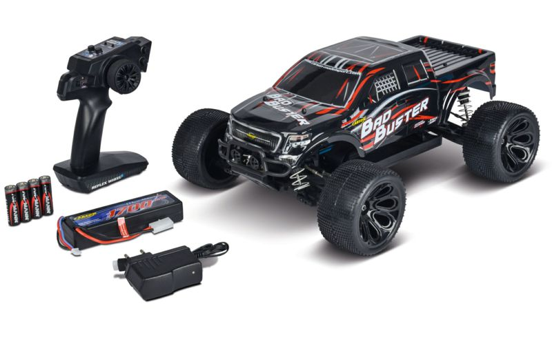 023-500402127 1:10 Bad Buster 4WD X10 2.4G