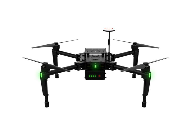 044-1281 DJI Matrice 100 Multicopter