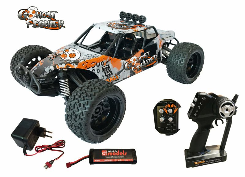 370-3042 GhostFighter RTR brushed 4WD