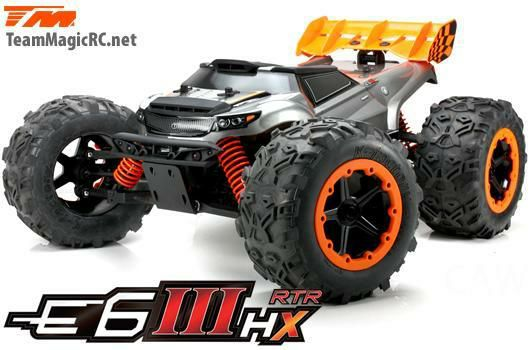 377-TM505005 Auto MT EP 4WD RTR Brushless