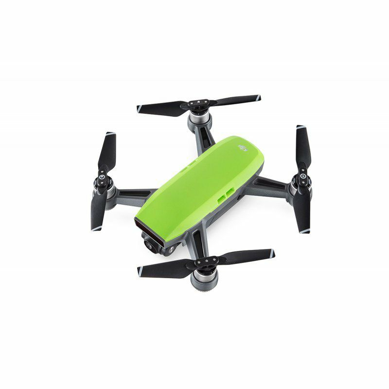 380-3596GREEN DJI Spark Fly More Combo