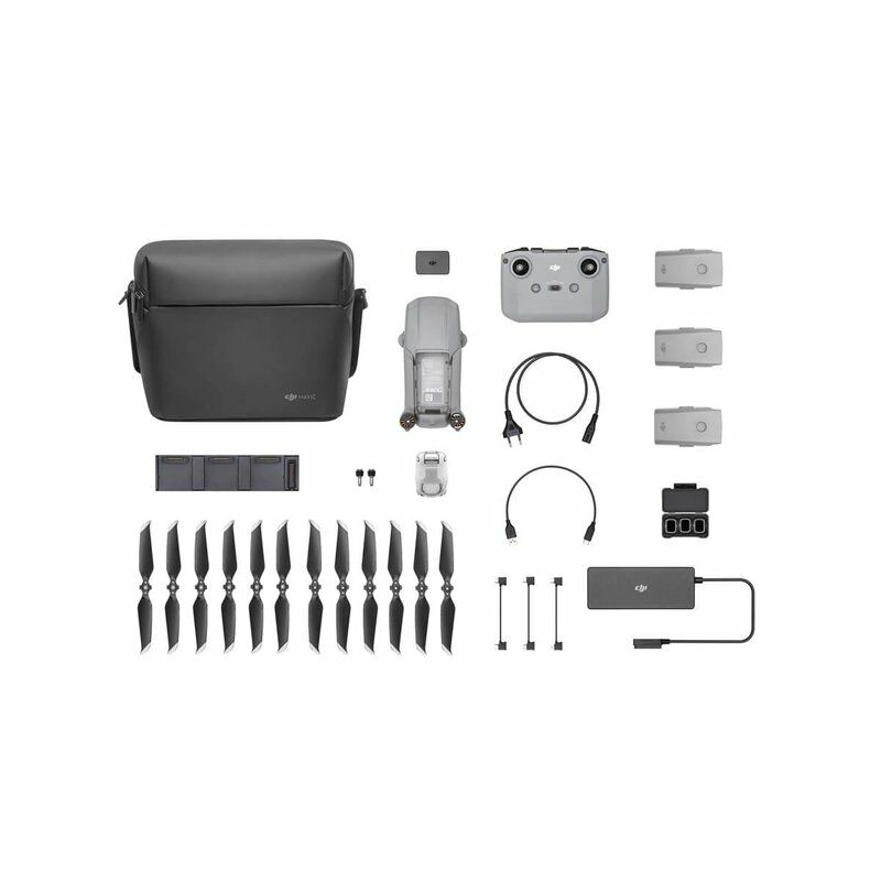 380-5292 DJI Mavic Air 2 - Fly More Com