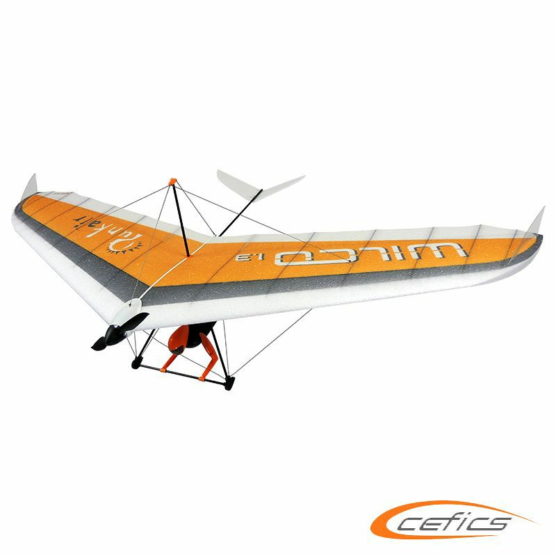 402-CF8001CARF PunkAir Wilco 1.3 ARF orange