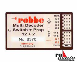 014-RO8370 Multi-Switch-Prop 12+2 Decode