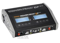 015-308129 POWER PEAK D7 EQ-BID 12V/230V
