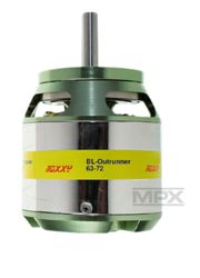 015-314992 ROXXY BL Outrunner D63-72-200