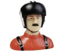 015-733352 Pilotenfigur Johnny (orange)