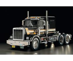 023-300056336 1:14 RC King Hauler Black Edi