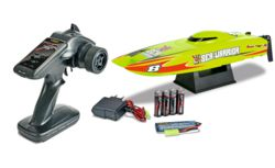 023-500108008 RC-Boot Micro Sea Warrior 100