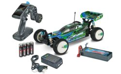 023-500404106 1:10 Dirt Warrior Brushless 2