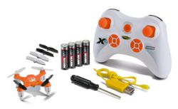 023-500507081 X4 Quadcopter NANO orange 2.4