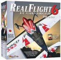 062-GPMZ4471 RealFlight6, Flugzeug Edition