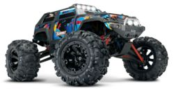 083-TRX720541 TRAXXAS SUMMIT RTR Brushed 2.4