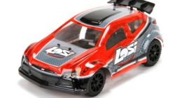 092-LOS00002IT1 Losi 1/24 Micro Rally X 4WD Ro