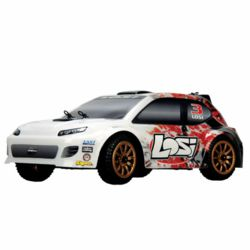 092-LOSB0241I Losi Rally Car 1:24 RTR