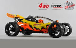 136-62040R OFF-ROAD BUGGY WB 535 4WD