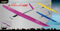 206-4344OF20M2 EHAWK 1500 rot SC 2.4G, Mode2