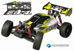 206-6400-F113 EB4 G3 1:8 4WD Brushless Buggy