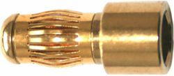 223-81802 8,0 mm Goldstecker / male, lo