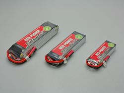 294-C3165 Red Power Lipo 3200-14,8V