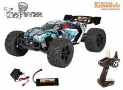 370-3069 TW-1 BR brushed 1:10XL Truggy