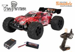 370-3077 Twister brushless 1:10 XL Trug