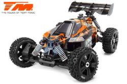 377-TM560011EH6 Auto 1/8 EP 4WD Buggy RTR 225